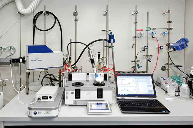 PAT Equipment (In Situ FTIR Spectrophotometer, Inline Particle Size Distribution Measuring Instrument (Inline Microscope)